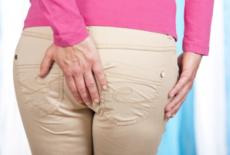 Симптомы анальной трещины