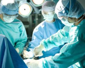 на операции