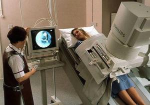 Рентгенологичекое обследование