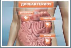 Дисбактериоз кишечика