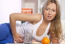 Тяжесть в желудке после еды