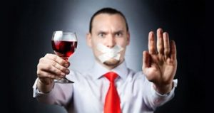 отказ от спиртного