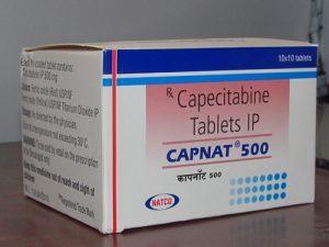 препарат капецитабине