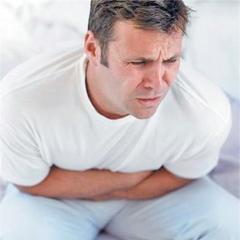 резкие боли в животе