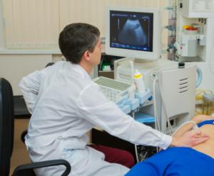 врач ультразвуковой диагностики
