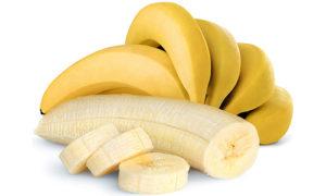 порезанный фрукт